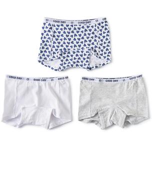 shorts setje meisjes blue hearts combi Little Label