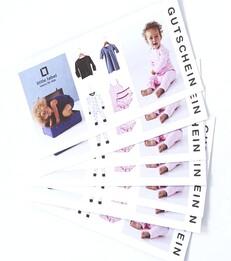Gutschein Baby und Kindermode Little Label