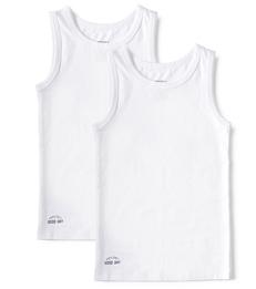 jongens hemd white Little Label