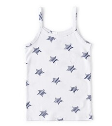 hemd - white star Little Label