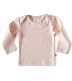 baby Langarmshirt - light pink