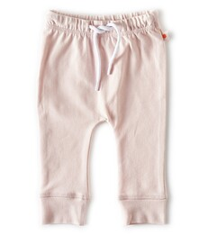 schmale babyhose - light pink