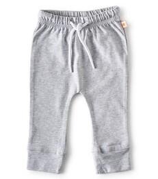 Smal baby broekje - grijs - Little Label