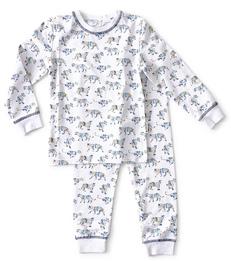baby pyjama - tiger blue - Little Label