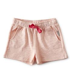 licht roze meisjes shorts- Little Label