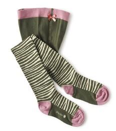 Baby maillot - groene zebra print - Little Label