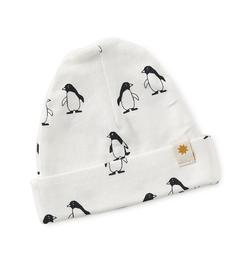 baby muts - off white black penguin - Little Label