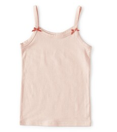 meisjes hemdje light pink Little Label