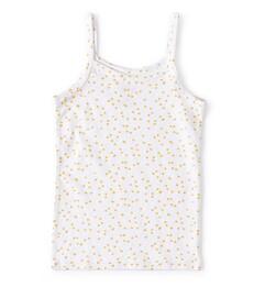 meisjes hemd sparkling gold dot Little Label