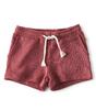 mädchen shorts - darkrose