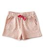 baby mädchen shorts - light pink
