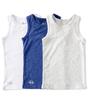 unterhemden jungen 3-pack - blau combi