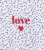 LOVE on dot Little Label