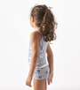 Hipster met bijpassend meisjeshemd Little Label