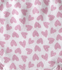 hearts lilac pink Little Label