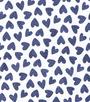 hearts blue Little Label