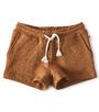 girls shorts copper  - Little Label