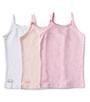 meisjes hemdjes set pink combi Little Label