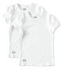 set meisjes shirts korte mouwen wit Little Label