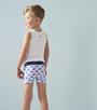 wit jongenshemd Little Label