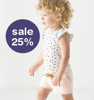 25% sale little label
