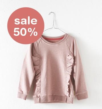 50% sale little label